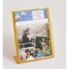 Yellow Brochure Holder