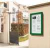 4 x A4 WSPL3 Green Frame