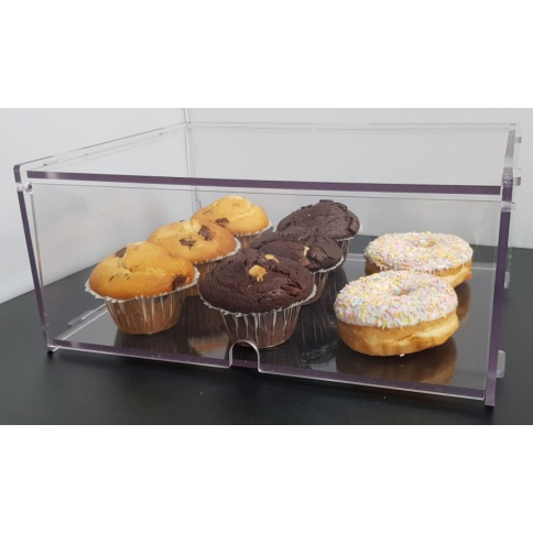 Medium Bakery Display Case - Single Tier