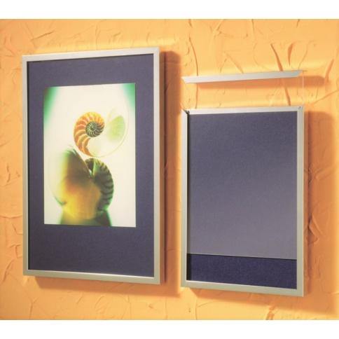 Sliding Glass Framed Pinboards
