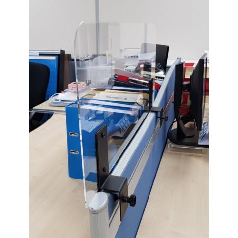 Desk Partition Extension