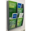 8 x A5 Brochure Holder - MultiMax
