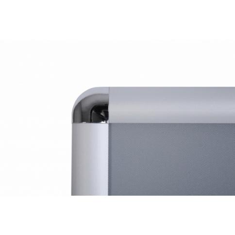 Chrome corner