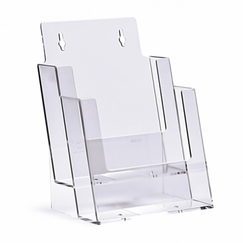 2 x A5 Counter Standing Leaflet Holder