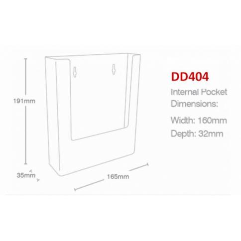 DD404 Line Drawing