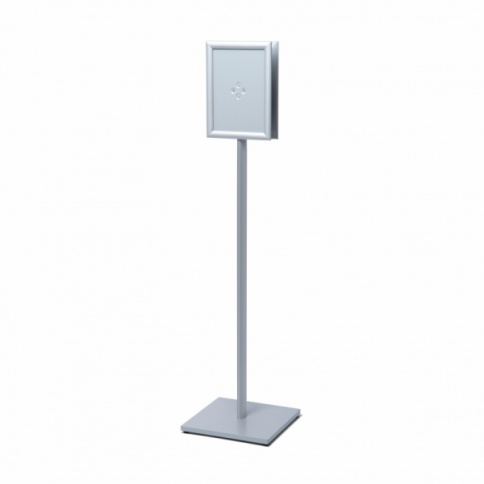Double-Sided Signpost Stand