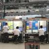 Large Hangar Workstations and Job Card Racks
