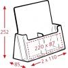 DD133 Dimensions