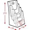 DD134 dimensions