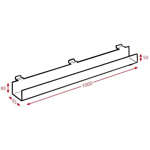 Slatwall Shelf