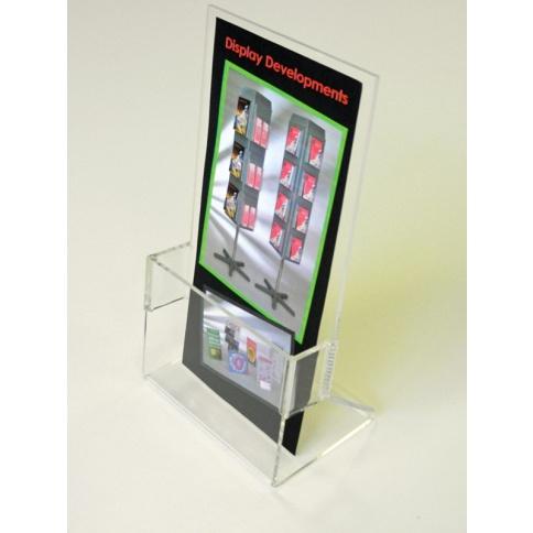 1/3rd A4 Brochure Holder