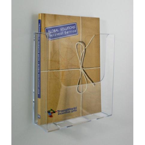 A4 Extra Capacity Brochure holder