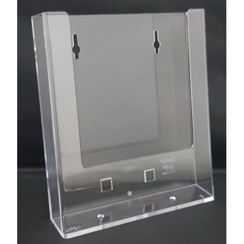 A5 Wall Mounted Brochure Holder - Portrait
