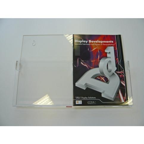 2 x 1/3rd A4 Brochure Holder