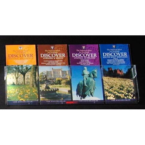 4 x 1/3rd A4 Brochure Holder