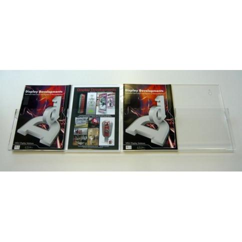 4 x A4 Brochure Holder