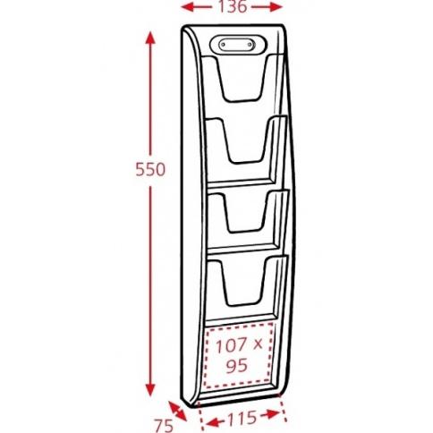 DD186 dimensions