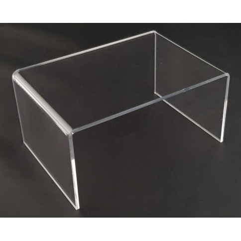 Acrylic Display Bridge 150mm x 100mm x 75mm