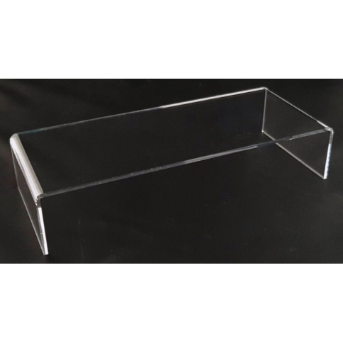 Acrylic Display Bridge 250mm x 100mm x 50mm