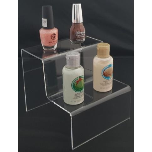 Two Acrylic Display Steps