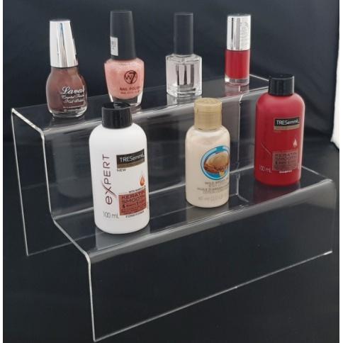 Acrylic Display Steps