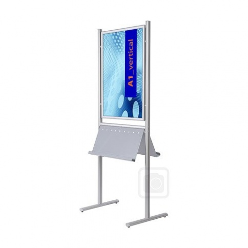 Double Sided Display Stand