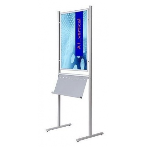Snapframe Display Stand