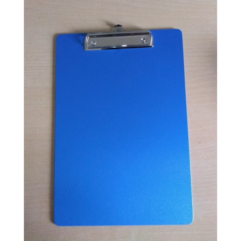 A4 Portrait Blue Clipboard