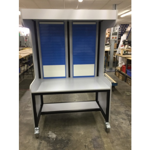 Mobile Workshop Desk