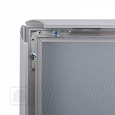 A3 Snap frame corner profile