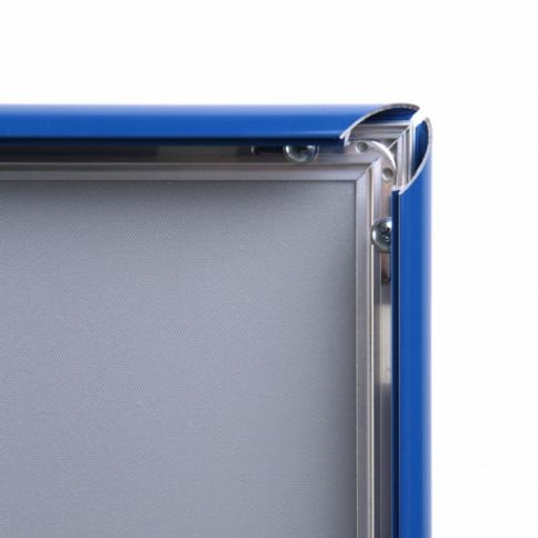 Snap frame mechanism