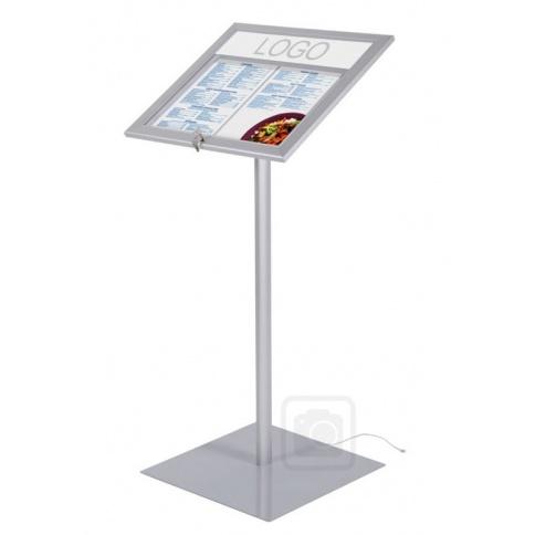 LED Menu Stand