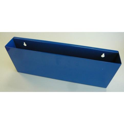 Blue Safety Manual Holder