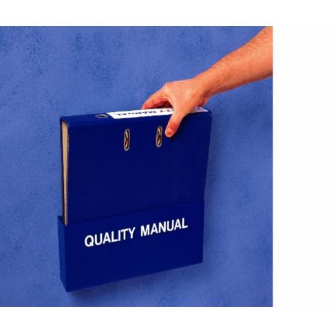 Safety Manual Holder