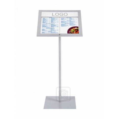 Outdoor Menu Stand