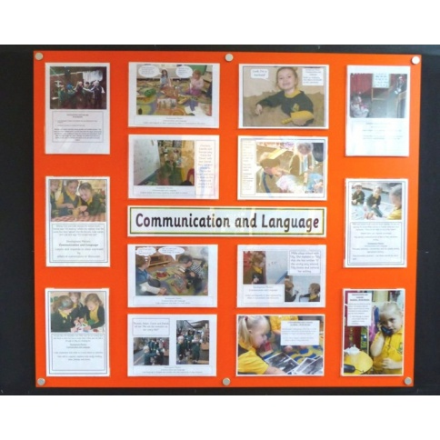 Curriculum Notice Board