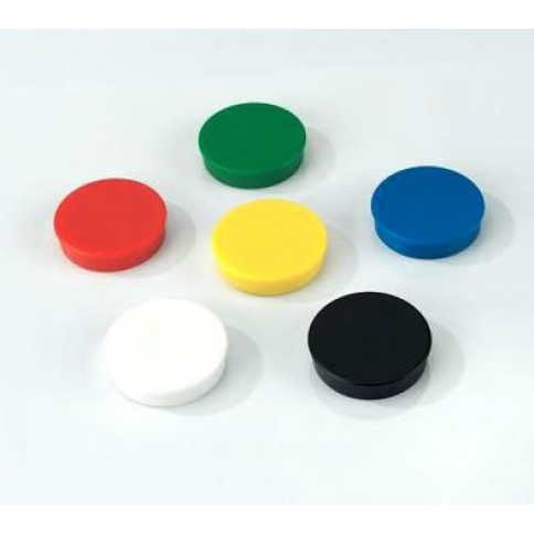 Round Magnet Markers