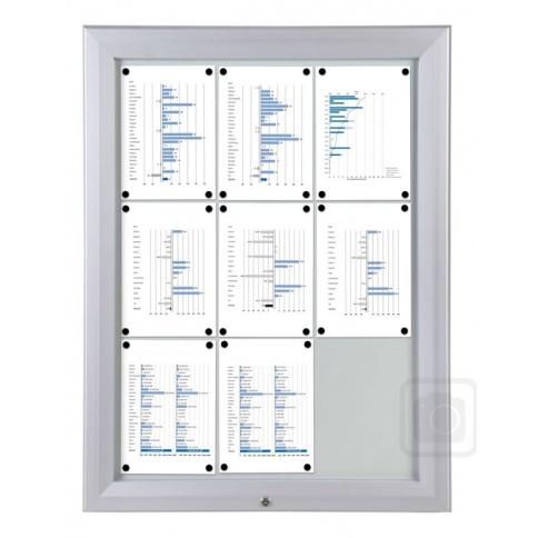 9 x A4 Noticeboard