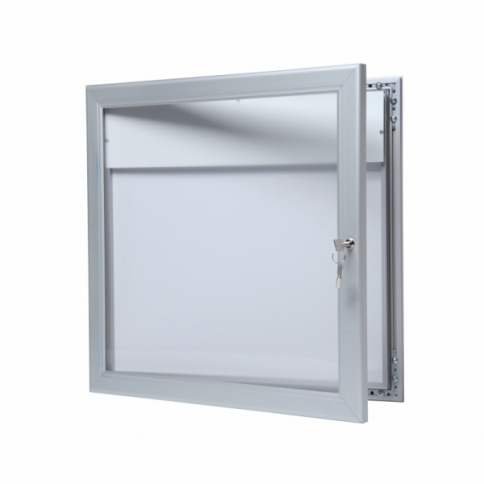 Non Illuminated Aluminium Outdoor Menu Cases