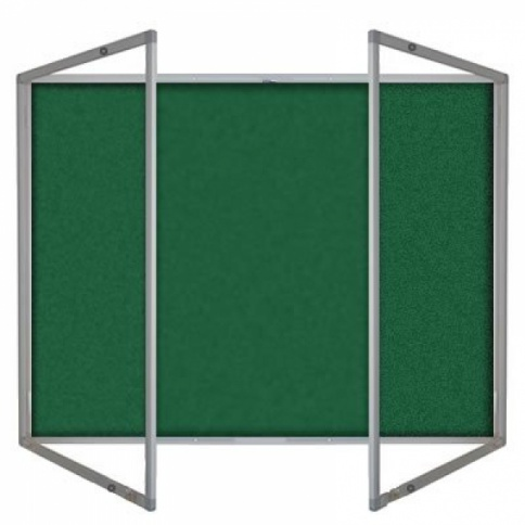Fire Rated Locking Noticeboards