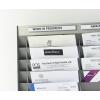 A4 Job Card Rack close up