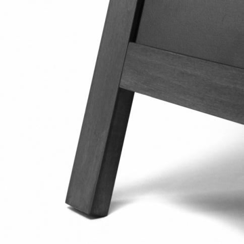 Dark Wood Leg