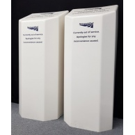 Network Rail Order Urinal Covers From Display Developments