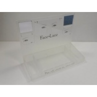 Face Lace Point Of Sale Display Stand