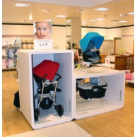 Orbit Baby Retail Display Stands