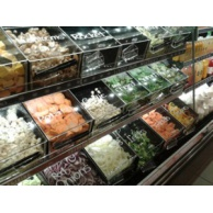 Acrylic Food Grade Display Bins