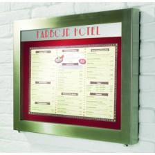 Menu Displays & Sign Holders