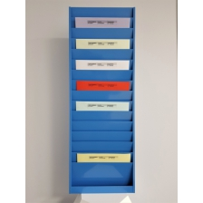 Special Promotion A4 Workshop Job Card Racks