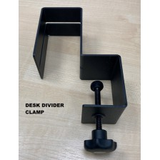 Desk Screen Mounting Clamps