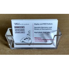 Pack 10 Business Card Holders